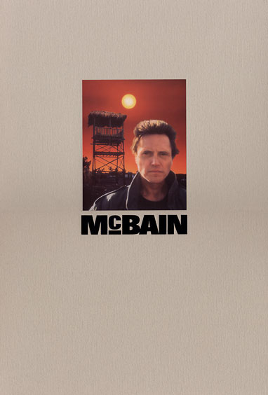 McBain movie bid brochure cover